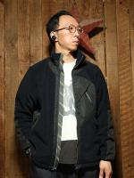 BOA FLEECE ZIP-UP