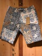 Lahaina patchwork shorts (S)