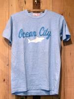 "short-sleeve tee ""Ocean City"""