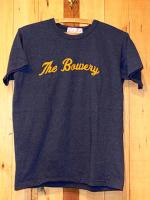 "short-sleeve tee ""The Bowery"""
