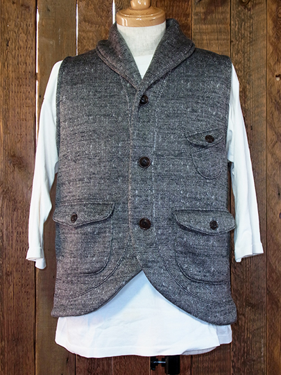 Fleece Hunting Vest