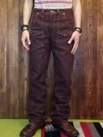 "Double knee work pants ""DELTA"" (Cotton duck)"