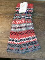 Wool knit legwarmer