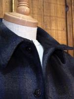 "Wool melton worker's jacket ""CHICAGO BOUND"""