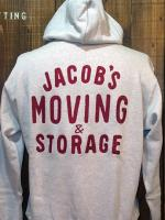 "Hooded sweat ""Moving & Storage"""